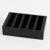 Trough Block - 5 Troughs, V Shaped, Tecan™ Compatible